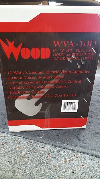Wood WVA-10D | Music Depot