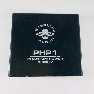 Sterling Audio PHP1 Phantom Power *Sustainably Shipped*
