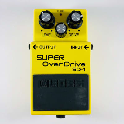 Boss SD-1 Super Overdrive  *Sustainably Shipped*