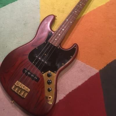 Fender JBG Gold Jazz Bass MIJ