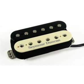 Seymour Duncan SH-PG1b Pearly Gates Humbucker Bridge Position Zebra