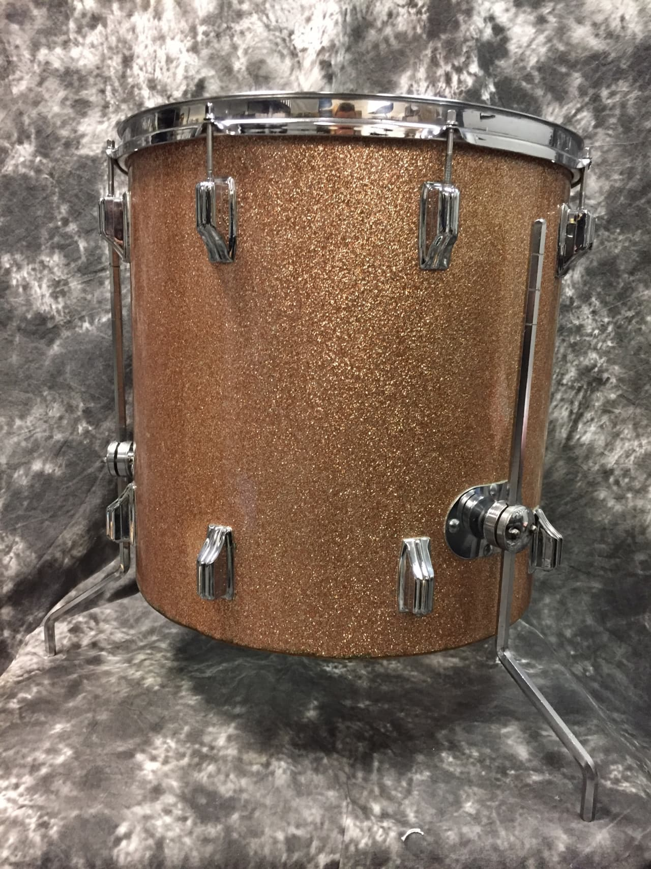 Rogers 16 x 16 holiday floor tom drum serial reverb for 16 x 16 floor tom