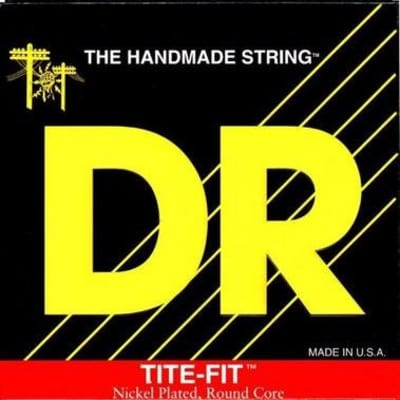 DR EH-11 Tite-Fit Electric String Set, 11-50