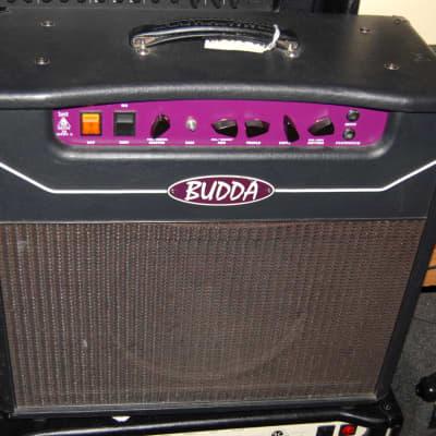 Budda SuperDrive 18 Series II Guitar Combo Amplifier super drive w/ Weber Classic British Vintage for sale