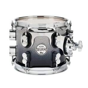 PDP Concept Maple : Silver To Black Fade - Chrome Hardware 7X8