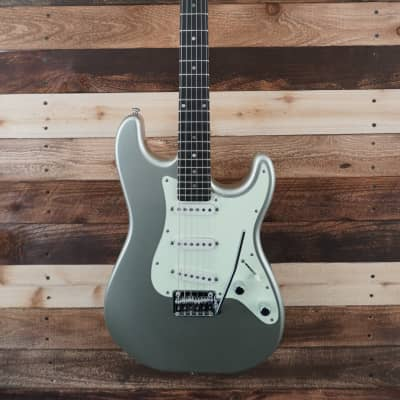 Schecter Nick Johnston Traditional Signature SSS Atomic Silver w/ Rosewood Fretboard for sale