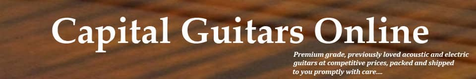 Capital Guitars Online