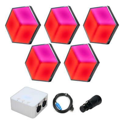 American DJ 5X 3D Vision 1 X MYDMX 3.0 1 X MPC015