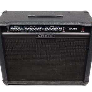 "Crate GT212 3-Channel 120-Watt 2x12"" Solid State Guitar Combo"
