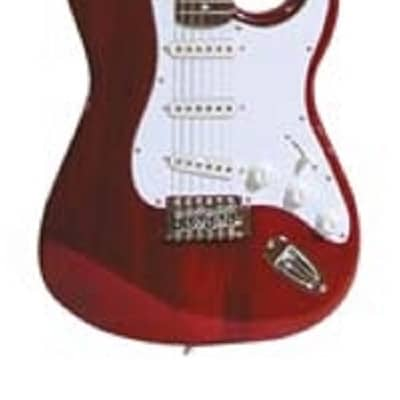 Stadium Electric Guitar NY-9303 Red for sale