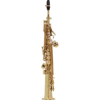 Selmer 53J Series III Jubilee Professional Bb Soprano Saxophone, Standard Finish