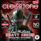 Cleartone Dave Mustaine Signature Series Guitar Strings Studio and Live Set - 9-52 image