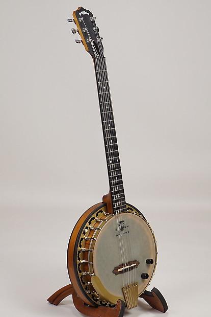used deering phoenix 6 string electric banjo reverb. Black Bedroom Furniture Sets. Home Design Ideas