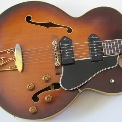 1957 Gibson ES-350T Spruce Top  Sunburst w/OHSC for sale
