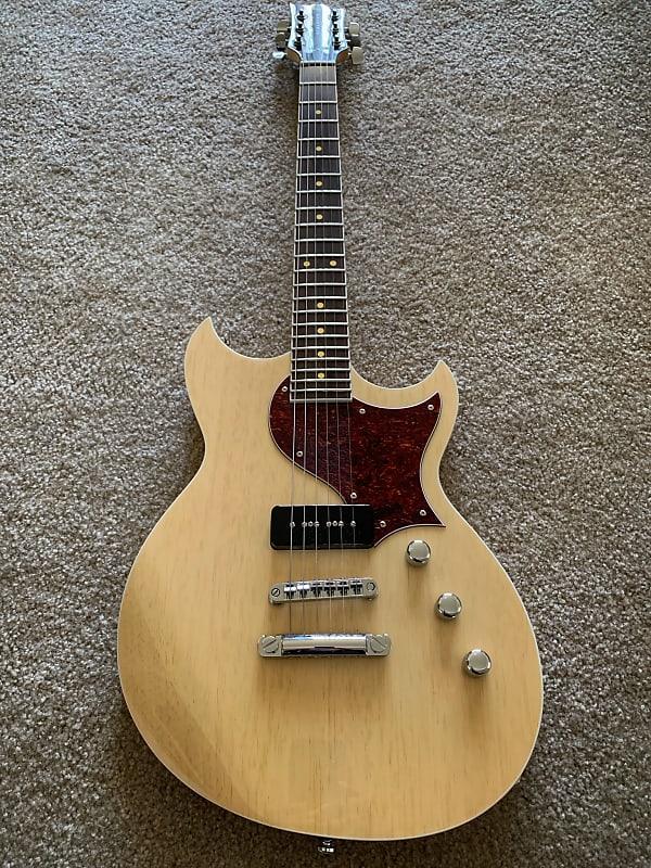 reverend sensei jr 2018 natural one too many guitars reverb. Black Bedroom Furniture Sets. Home Design Ideas