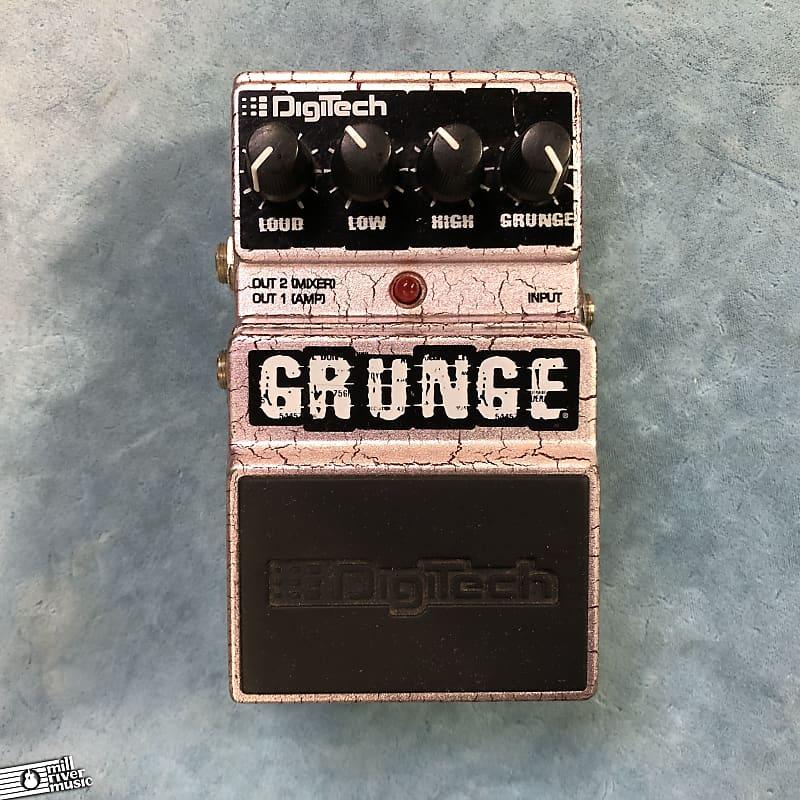 DigiTech Grunge Distortion Effects Pedal