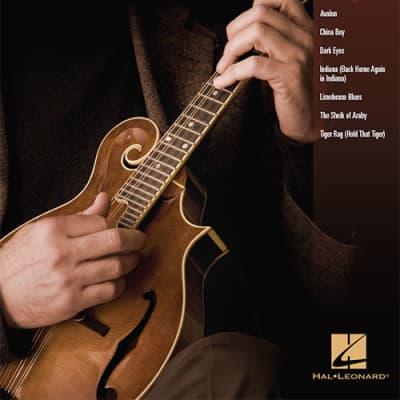 Hal Leonard Gypsy Swing Mandolin Play-Along Volume 5