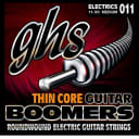 GHS TC-GBM Thin Core Boomer Medium Electric Guitar Strings (11-50)