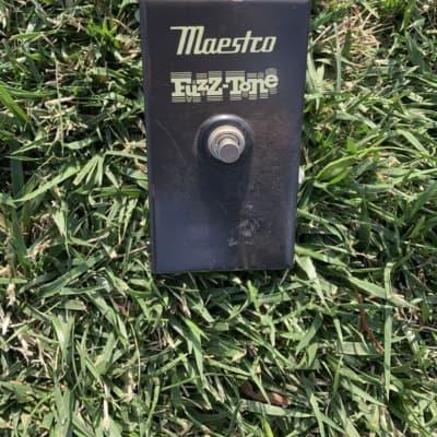 Maestro FZ-1a Fuzz tone for sale