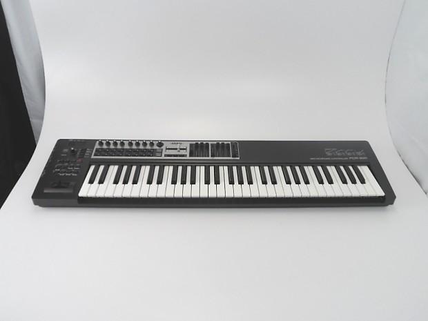 MIDI KEYBOARD CONTROLLER PCR-800 TREIBER WINDOWS XP