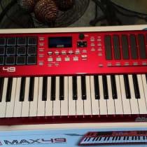 Akai MAX49 Keyboard Controller image