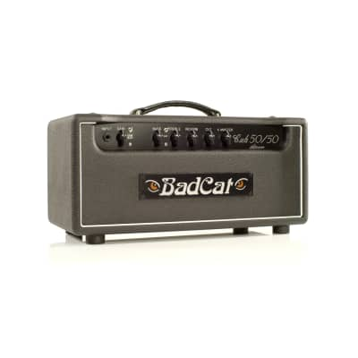 Bad Cat Cub 50/50 Stereo 50-Watt / Side Guitar Amp Head