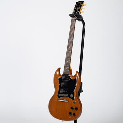 Gibson SG Standard Tribute Electric Guitar - Natural Walnut for sale
