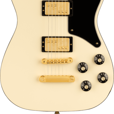 Fender Parallel Universe Volume II Troublemaker Tele- Olympic White for sale