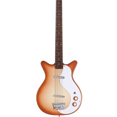 Danelectro 59 DC Long Scale Bass 34