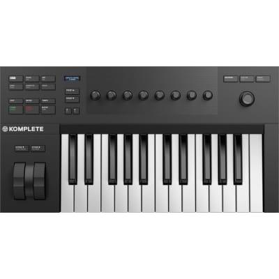 Native Instruments Komplete Kontrol A25 Keyboard