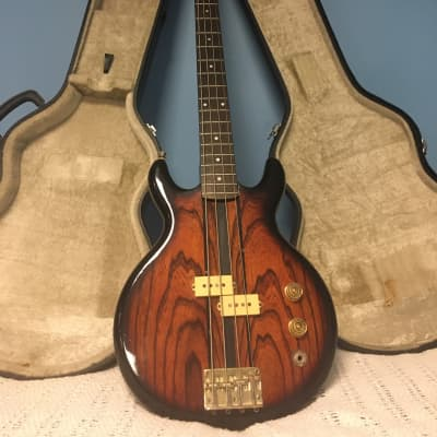 D'agostino Electric Bass Guitar Early 80s Korea for sale