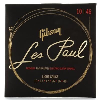 Gibson Les Paul Premium Electric Guitar Strings Lite SEG-LES10