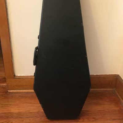Coffin Case Guitar Case for sale