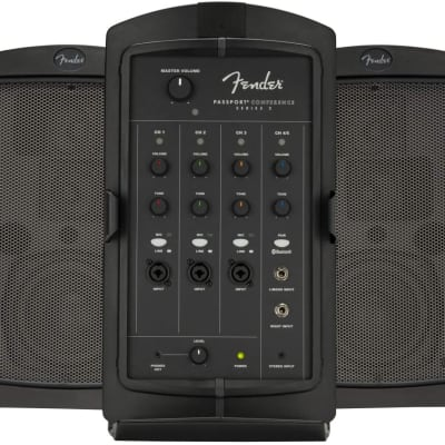 Fender Passport Conference S2 Portable PA System