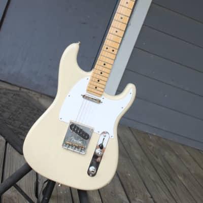 Fender Fender Limited Edition Parallel Universe Whiteguard Stratocaster 2018 Blonde for sale