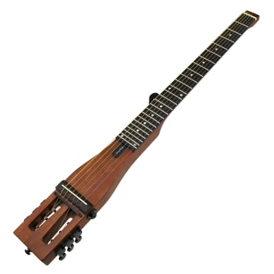 Anygig Travel Guitar Acoustic AGS SE Brown for sale