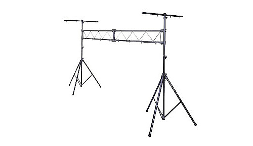 Odyssey Cases Ltmts3 10 Feet Portable Lighting Truss System With 2 T Bars