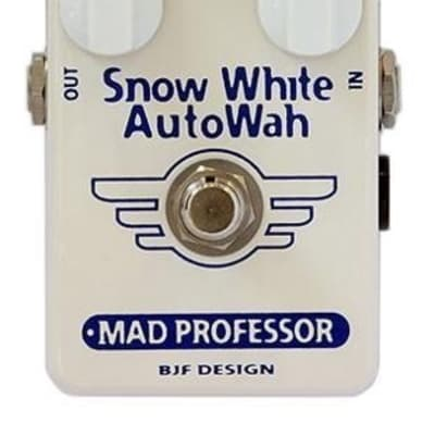 Mad Professor Snow White AutoWah Effect Pedal for sale