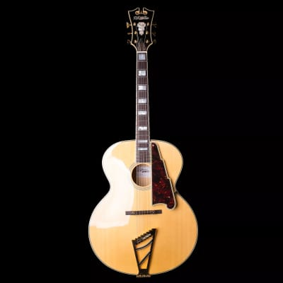 D'Angelico EX-63 Archtop