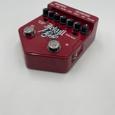 SUMMER SALE// RARE Visual Sound Jekyll & Hyde Overdrive/Distortion