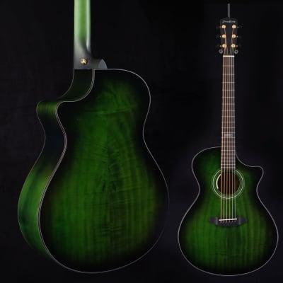Breedlove Oregon Concerto Emerald CE Limited 428 for sale