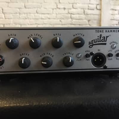 Aguilar Tone Hammer 350 2017 Silver for sale