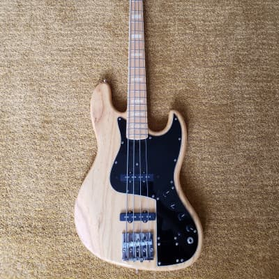 Fender Marcus Miller Jazz Bass with Sadowsky Pickups and Preamp for sale