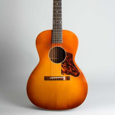 Kalamazoo  KG-14 Flat Top Acoustic Guitar (1939), ser. #EK-5511, original brown chipboard case. for sale