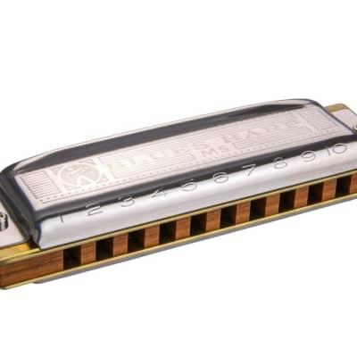 Hohner 532BX-A MS Series Modular Blues Harp Harmonica - Key of A