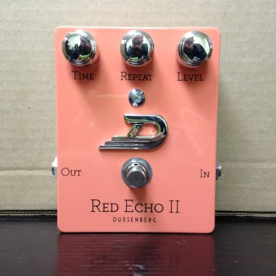 Duesenberg Red Echo II Delay for sale
