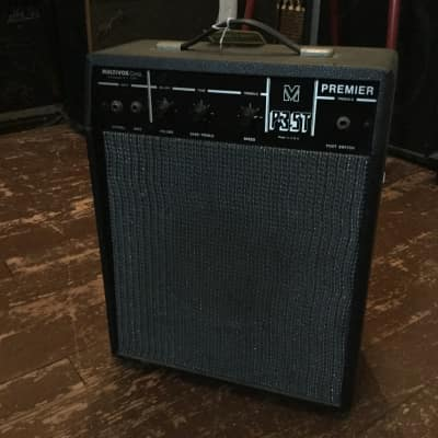 Multivox Premier 35-T Combo Amplifier 1970's for sale
