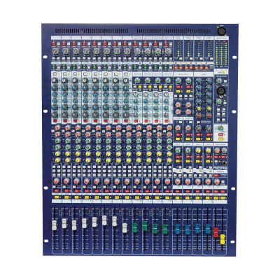 Midas Venice F16R 16-Channel Rackmount Mixing Console / FireWire Interface