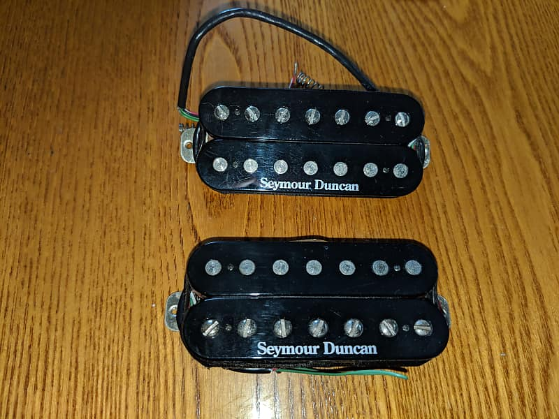 Seymour Duncan JB 59 seven string pickup set SH-1 Black