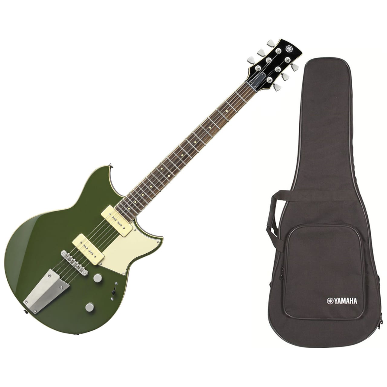 yamaha rs502t revstar electric guitar p 90 w gig bag bowden reverb. Black Bedroom Furniture Sets. Home Design Ideas